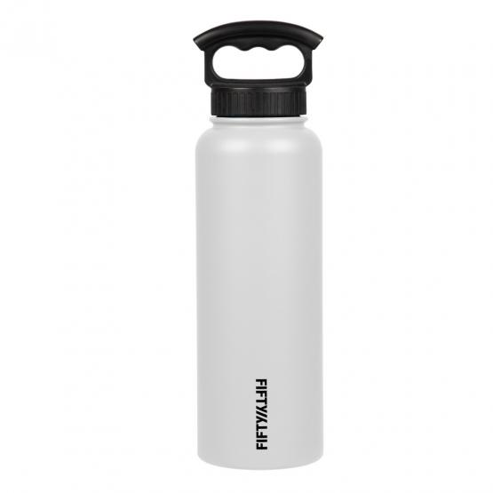 Botella 1.1 L blanca